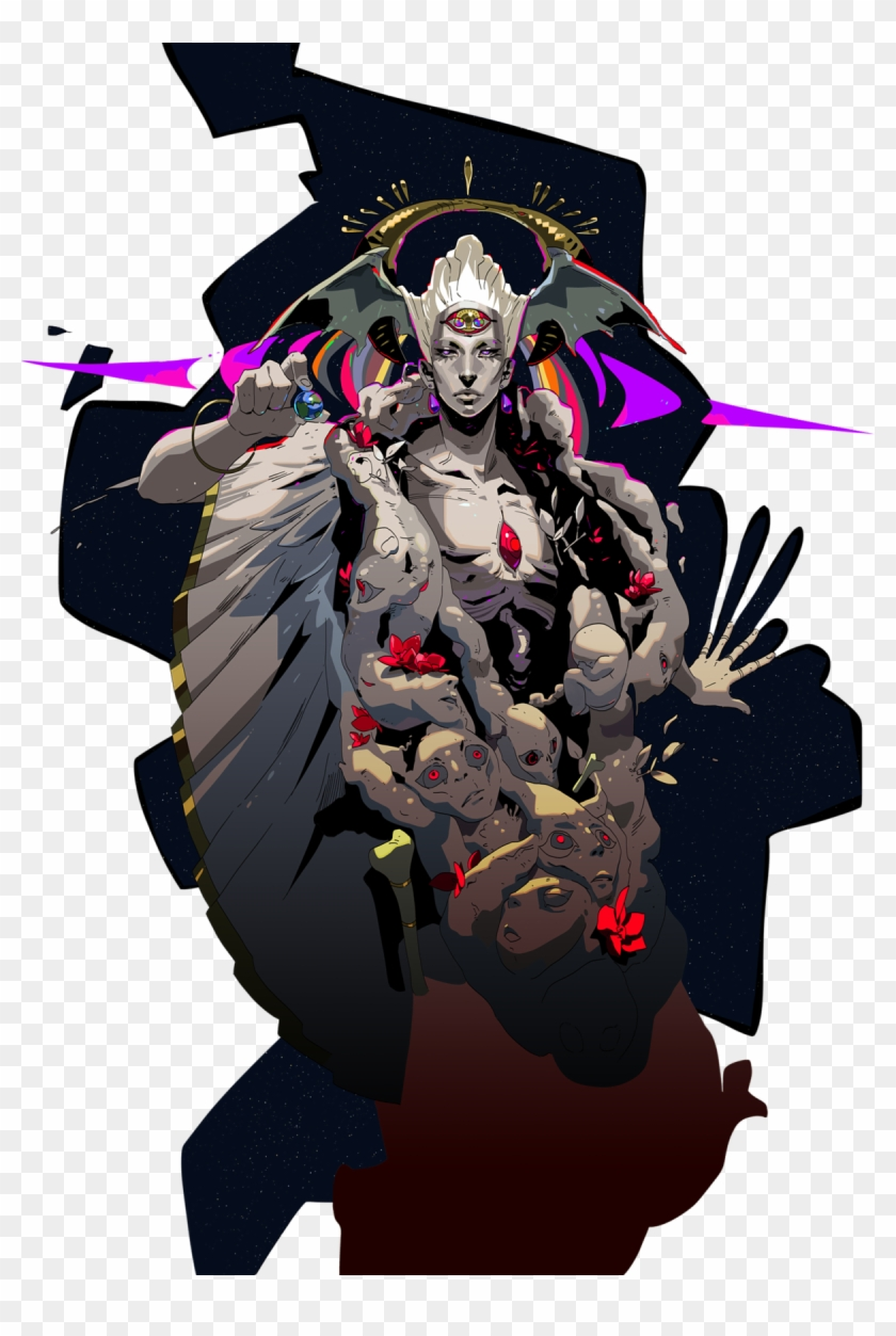 Supergiant Games Hades Chaos, HD Png Download - 1200x1734