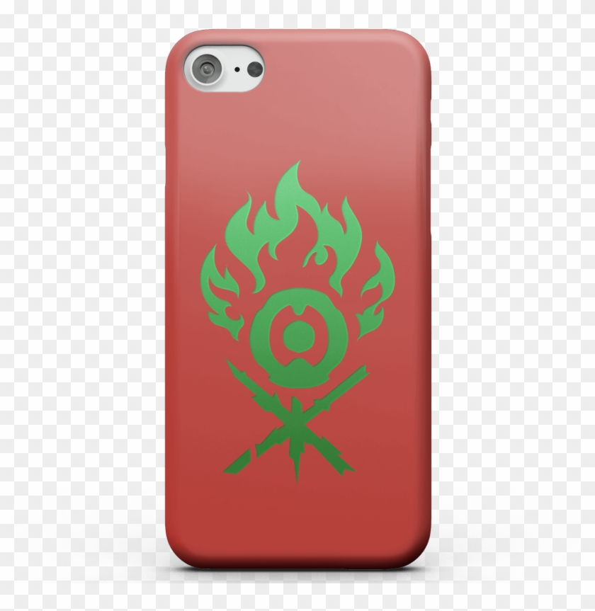 new style a49f1 ea6ab Magic The Gathering Gruul Phone Case For Iphone And - Pickle Rick ...