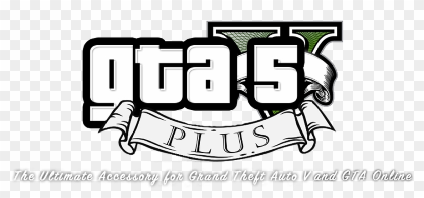 Gta 5 Plus - Gta 5 Online Banners, HD Png Download - 888x372