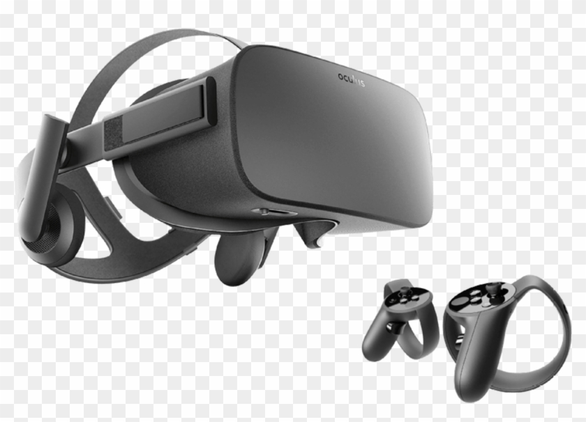 Oculus Lift - Vr Headset - Oculus Rift Touch Virtual Reality