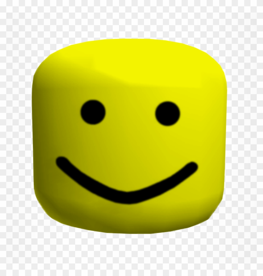 Ugly Roblox Noob Roblox Oof Face Hd Png Download 856x856