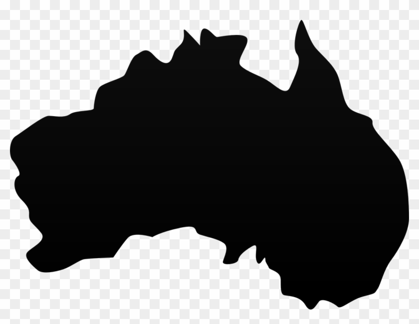 Australia Map Transparent.Australia Map Of The Australia Map Vector Png Transparent Png