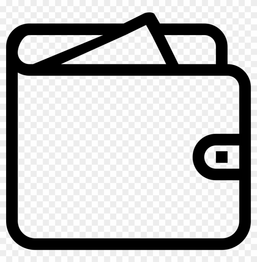 View Wallet Icon Png Black
