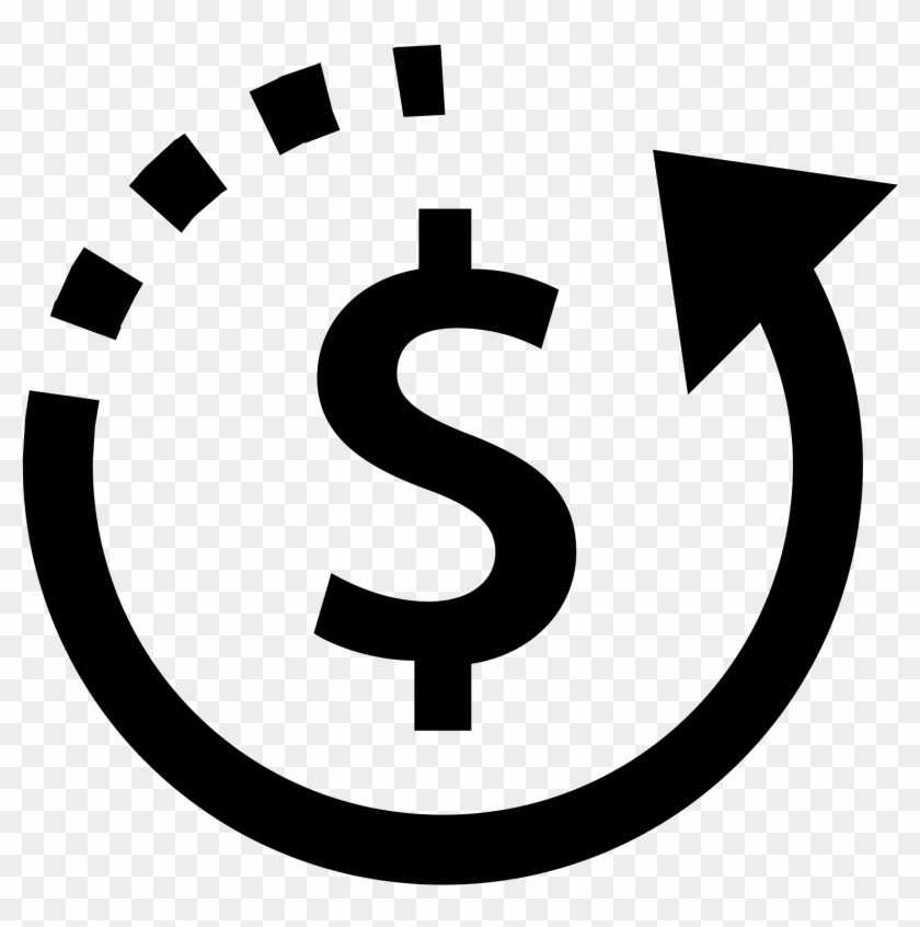 This Is A Picture Of A Dollar Sign Symbol Surrounded - Money