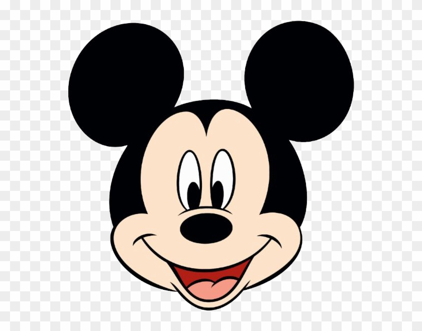 Mickey Mouse Face Vector Mickey Mouse Face Png