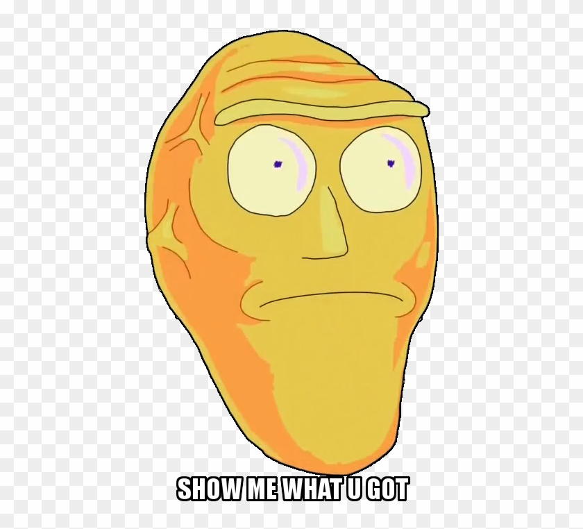 ad861d6a78 Image Result For Rick And Morty Giant Head Disqualified - Show Me What You  Got Alien ...