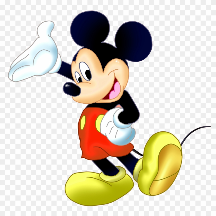 Mickey Mouse Clubhouse Png Mickey Mouse Cartoon Png Transparent Png 1587x1600 167606 Pngfind