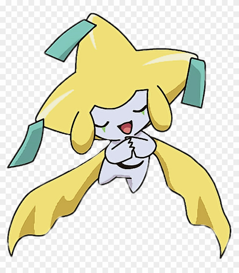 [04] How does a moment last forever? - Página 7 160-1608334_pokemon-jirachi-freetoedit-jirachi-hd-png-download