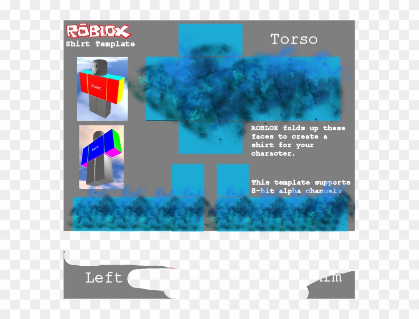Roblox Clothes - Roblox Polo Shirt Template, HD Png Download