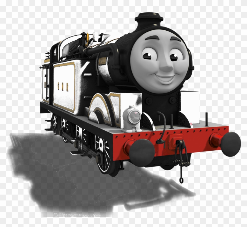 Cgi Mock Up Of The Tank Engine Recolors From Bwba - Ryan