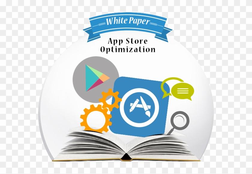 Livre Blanc App Store Seo Mobile App Hd Png Download