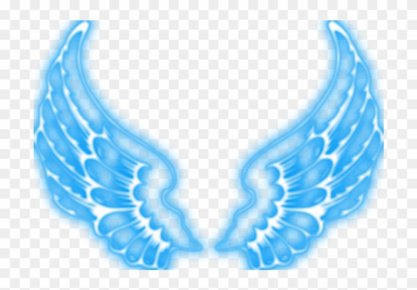 sticker #neon #wings #alas #tumblr, HD Png Download - 1024x1024