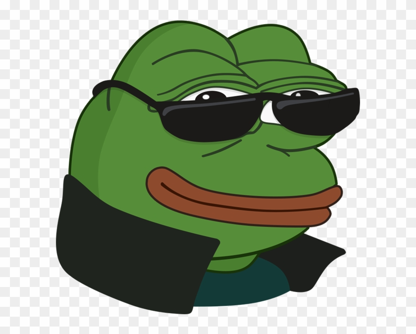 Pepe Pepelicious Messages Sticker-7 - Ez Emote Transparent, HD Png