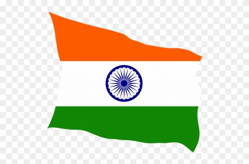 Beautiful Indian Flag Republic Day Stylish Grunge Tricolor