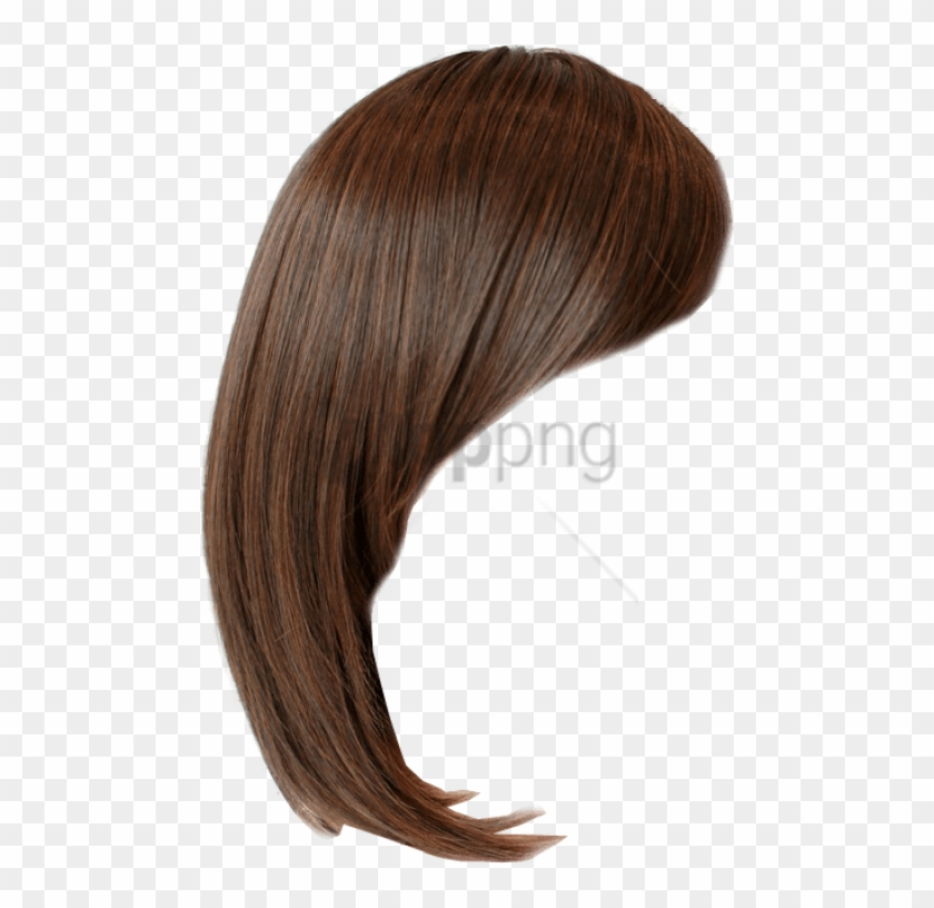 Free Png Hairstyle Png Png Image With Transparent Background Brown