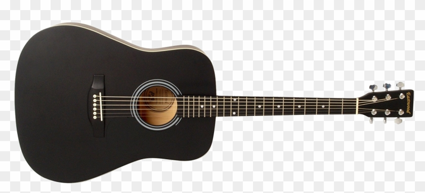 Acoustic Guitar Png High Quality Image Vector Clipart Eastwood Acoustic Guitar Black Transparent Png 1500x609 1648566 Pngfind