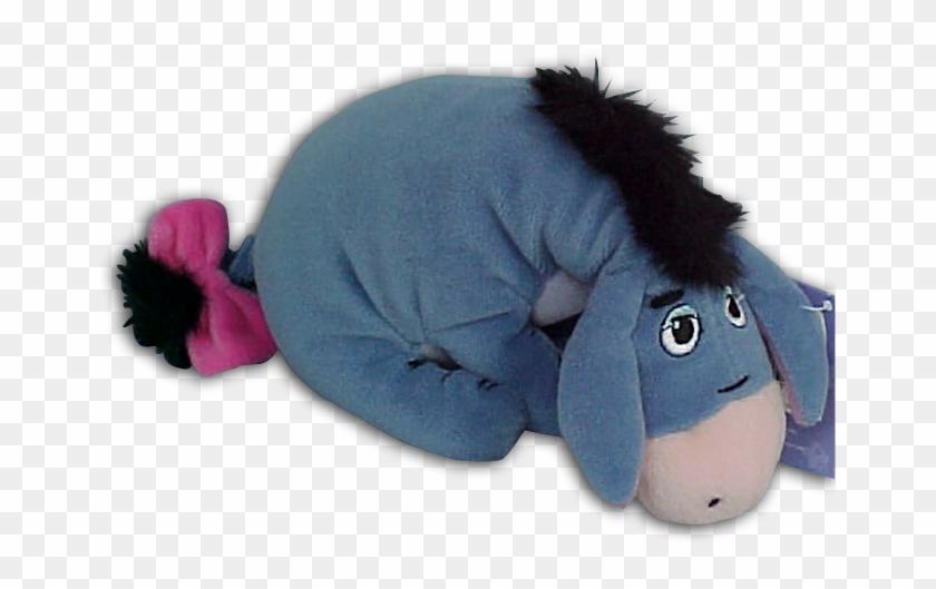 1faf21b3c0d83 Winnie The Pooh Donkey Eeyore Plush Toy Disney Gund - Stuffed Toy ...