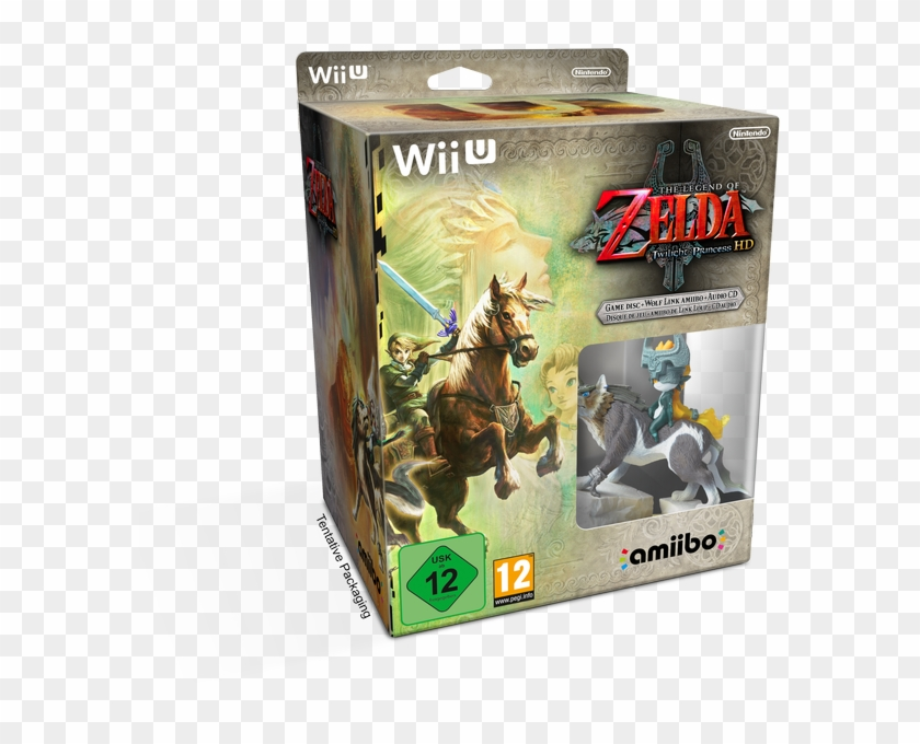 Hyrule Warriors Legends Twilight Princess Hd Amiibo Hd Png Download 589x600 1649543 Pngfind