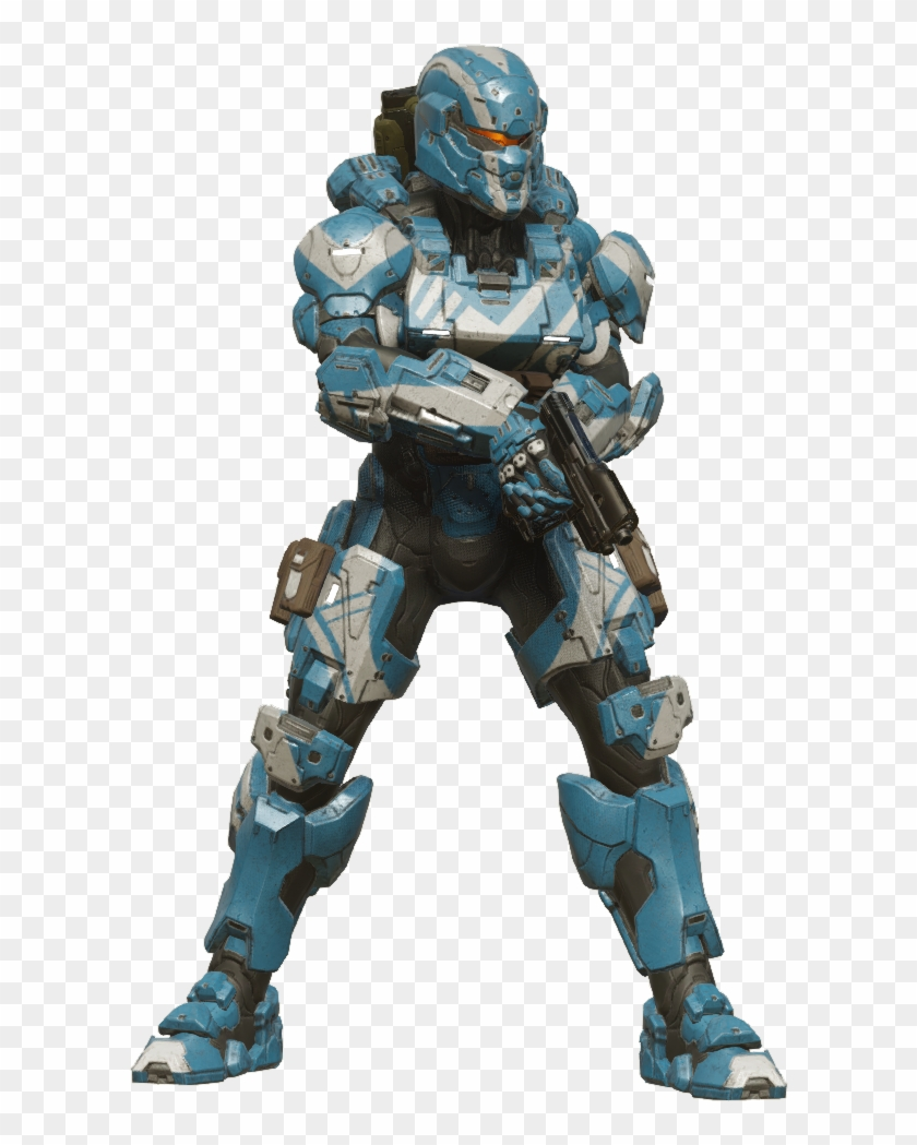 Soldier-class Mjolnir - Halo 5 Soldier Rebel, HD Png