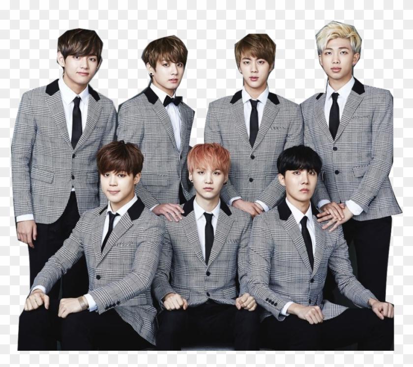 Bts Kpop Png Bts All Members Cute Transparent Png 934x786