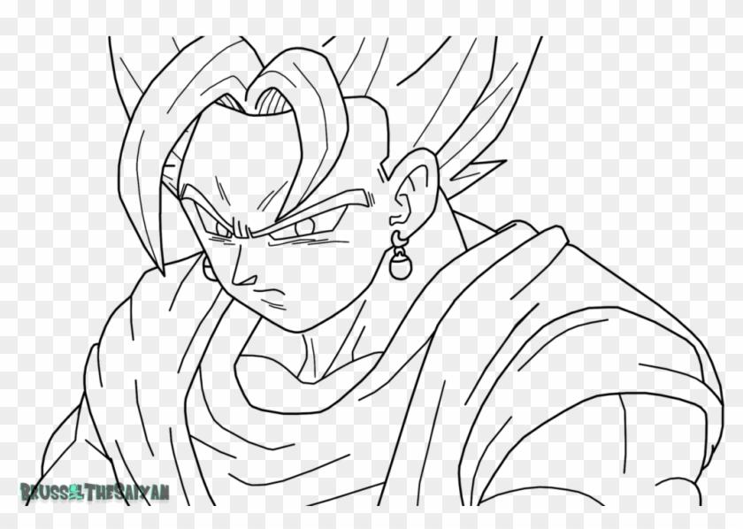 Homey Idea Goku Coloring Pages Games Super Saiyan Ss4 - Dbz Goku ... | 598x840
