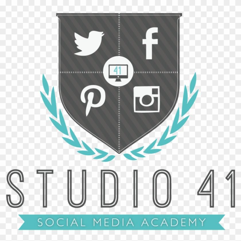 Social Media Academy Logo - Facebook Twitter Instagram
