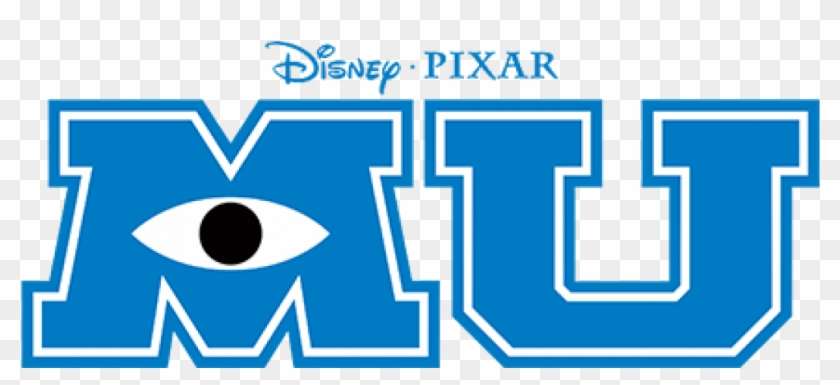 Monsters Inc Logo Png Monsters University Hat Logo Transparent Png 1260x442 1693930 Pngfind