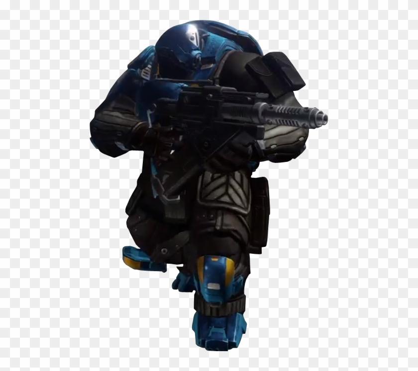 Destiny Titan Armor Cabal - Destiny 2 Cabal Png, Transparent