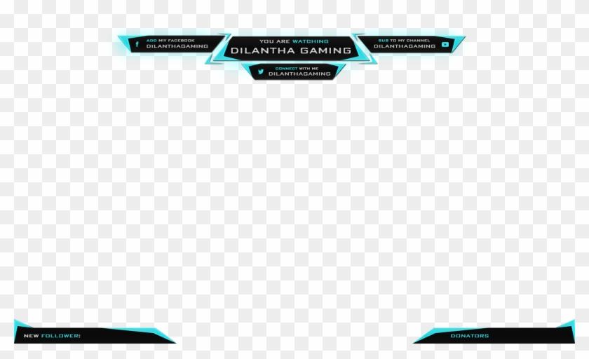 Facecam Overlay Png Transparent , Png Download - Facecam