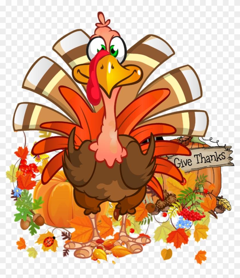 Thanksgiving Sticker - Thanksgiving Turkey Cartoon Transparent, HD Png  Download - 1024x1137(#1701580) - PngFind
