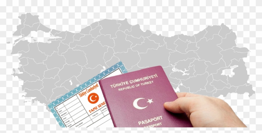 Turkey Map Vector Png, Transparent Png - 2000x977(#1701771 ...