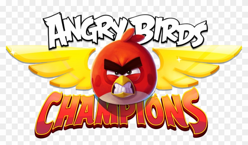 Angry Birds Champions Launched By Gsn Games And Rovio