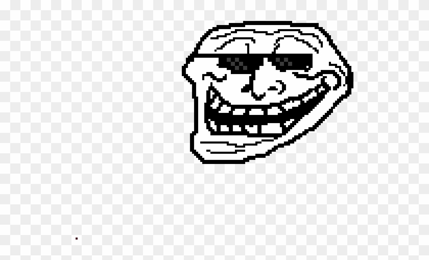Trollface Transparent Background Skull Hd Png Download 960x640 1709797 Pngfind