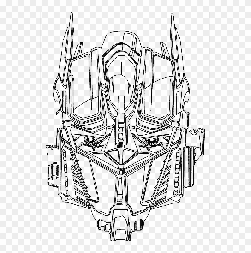 Transformer Coloring Pages Transformers Coloring Pages Transformer ... | 847x840