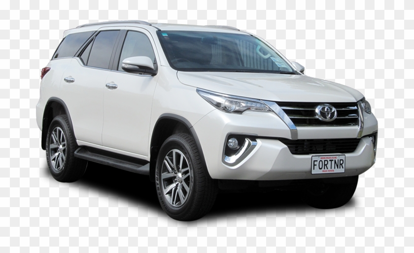 Toyota Fortuner - Fortuner 2018 Exterior, HD Png Download - 837x468