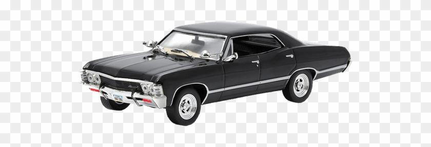 Chevrolet Impala 1 43 Scale Replica Black 1967 Chevrolet Impala Hd Png Download 600x600 1735599 Pngfind