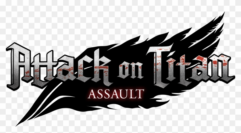 Attack On Titan Assault Logo - Graphic Design, HD Png ...