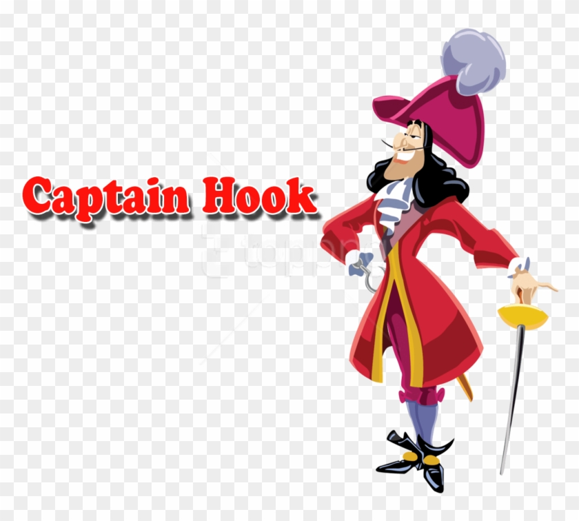 free png download captain hook clipart png photo png