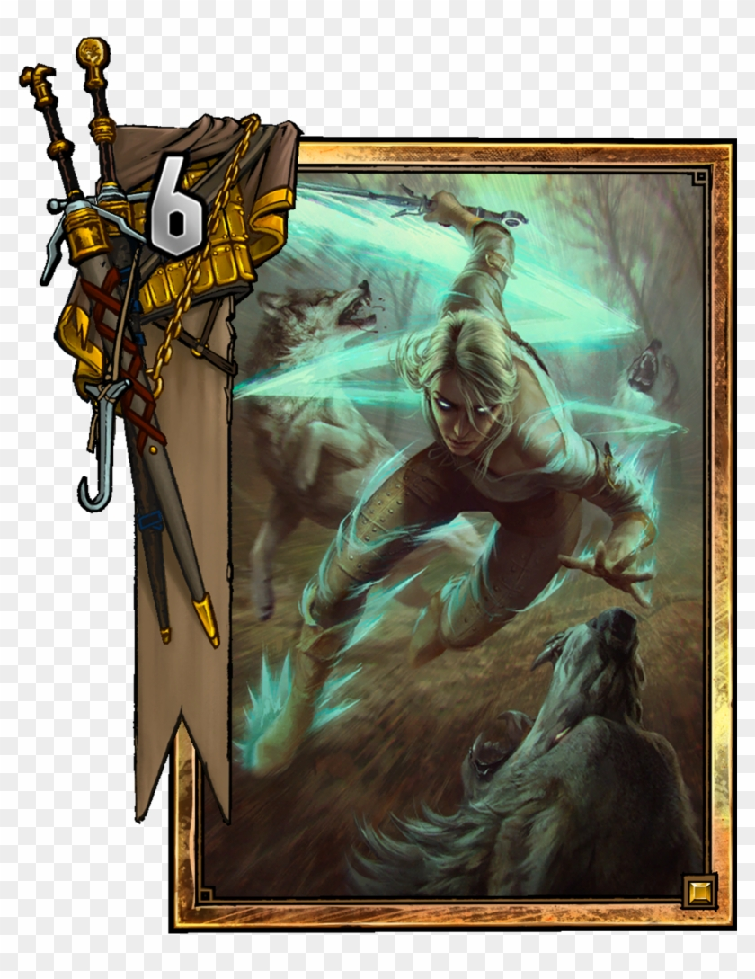 Around The Web - Bekker's Twisted Mirror Gwent, HD Png