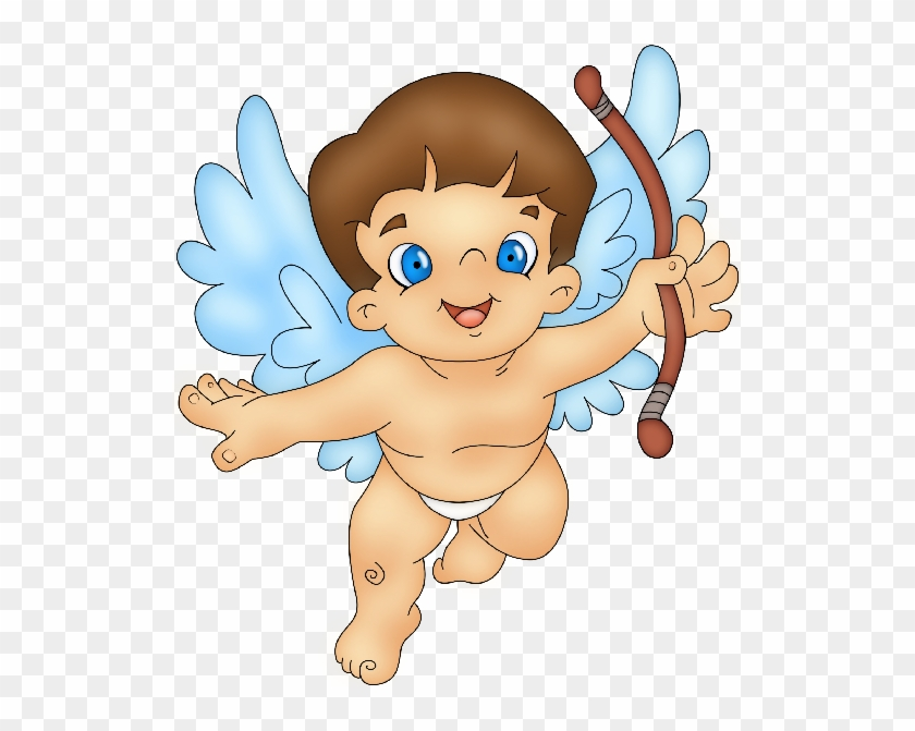 Cupid Boy And Boy Angel Clipart In Png Transparent Png 600x600 1786971 Pngfind