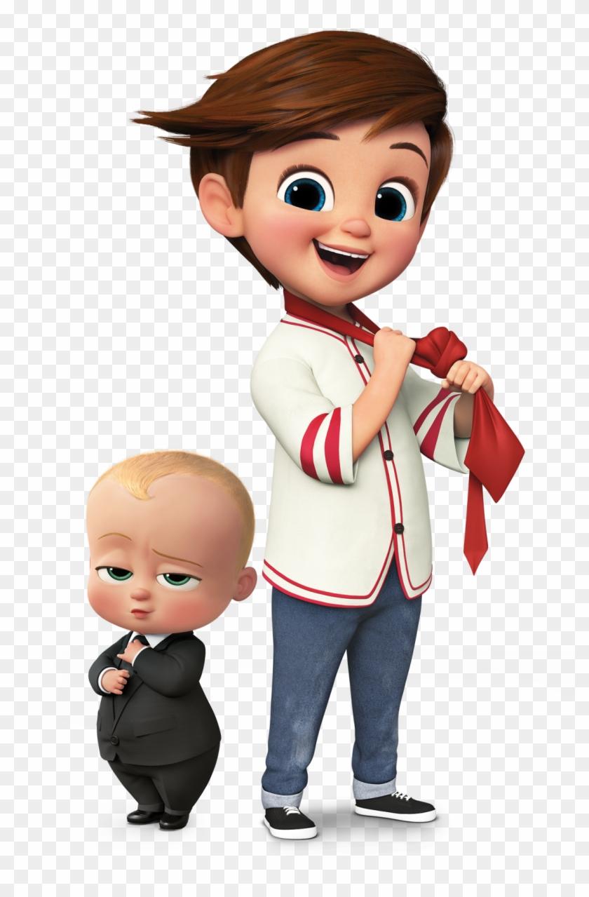 O Poderoso Chefinho Baby Boss E Tim 2 Png Imagens E - Boss