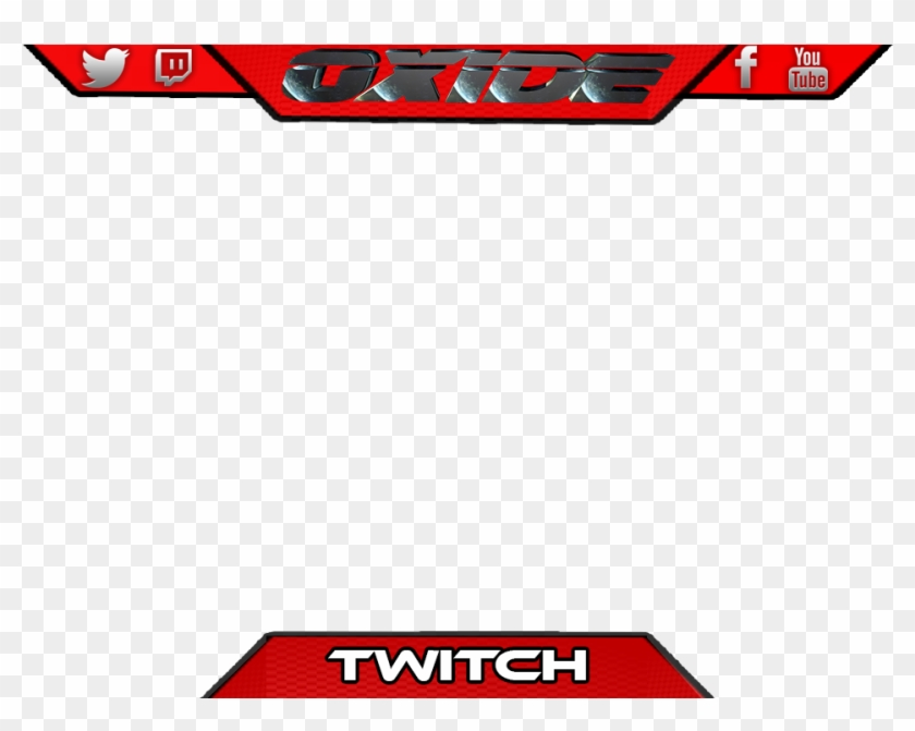 Picture - Overlay Template Twitch Overlay Blank Png