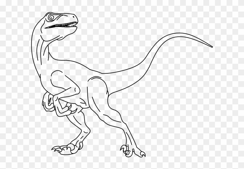 pix Jurassic World Coloring Pages Baby Blue dinosaurs drawing raptor blue
