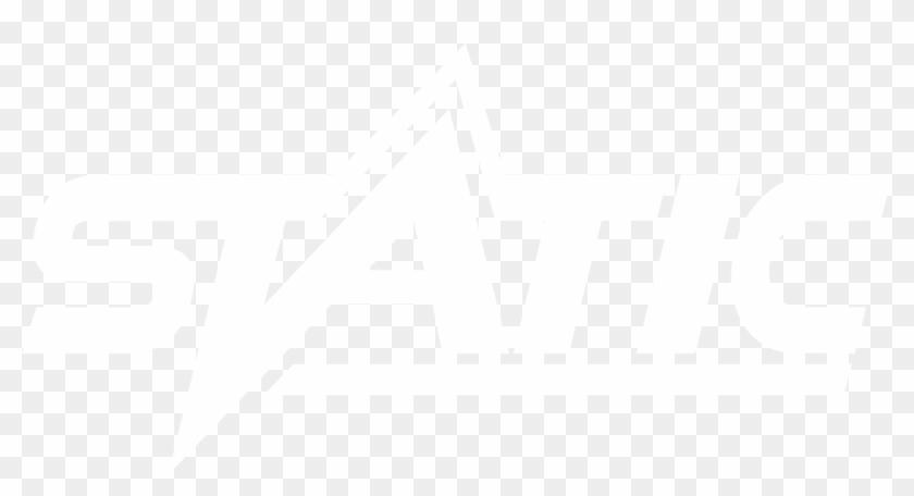 Vhs Static Png - Johns Hopkins White Logo, Transparent Png