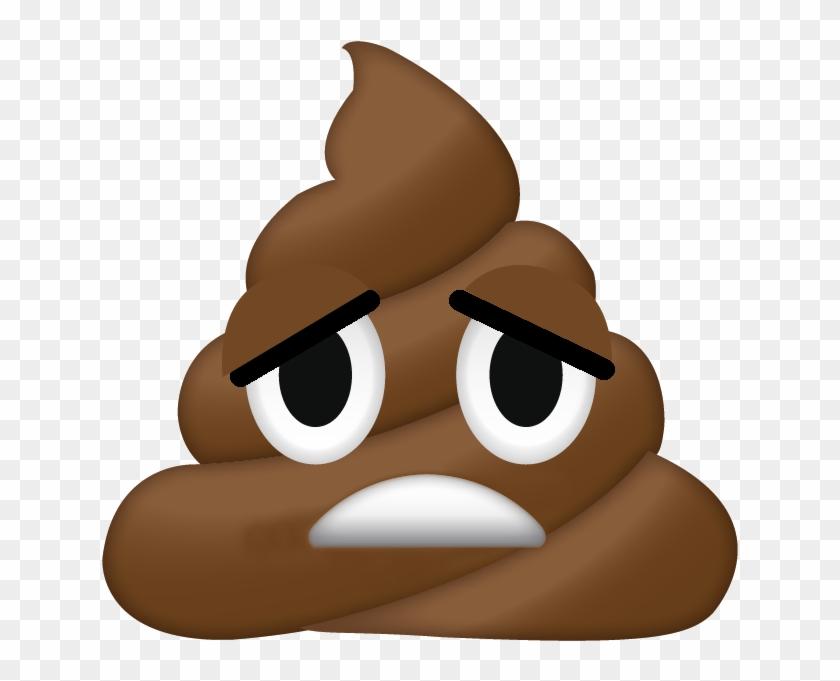 Emoji Poo Poop Emoji Transparent Hd Png Download 637x601 1805050 Pngfind
