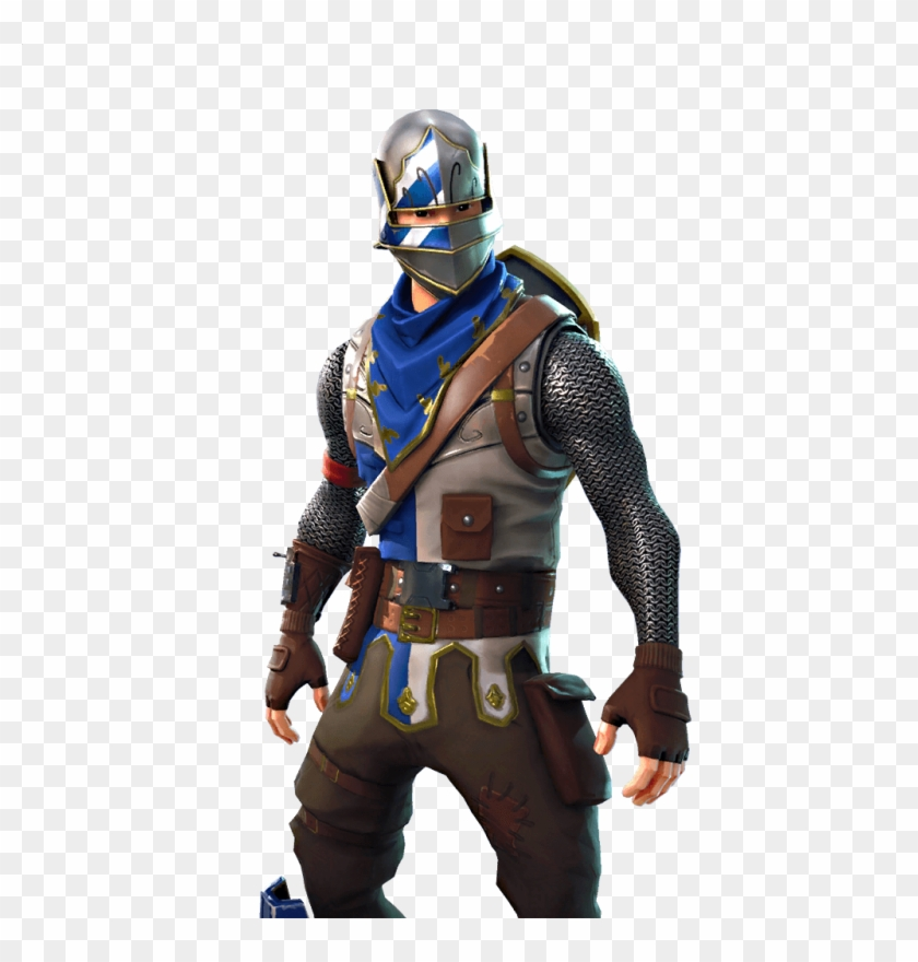 Blue Squire Outfit Featured Image Blue Squire Fortnite Skin Png