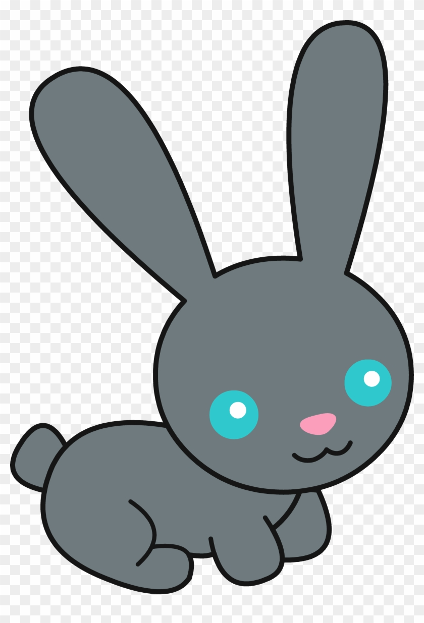 Bunny rabbit clipart free graphics of rabbits and bunnies clipartcow |  Rabbit pictures, Rabbit clipart, Animals images