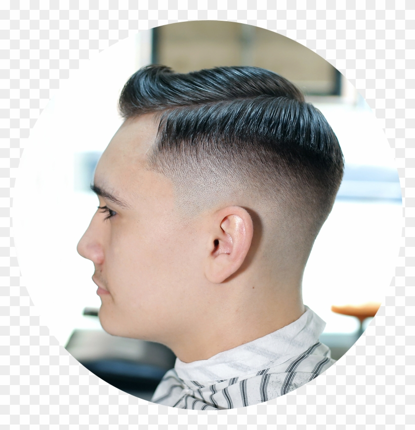 Click On The Pictures To See More Hairstyles - Barber Hairstyles Png ...