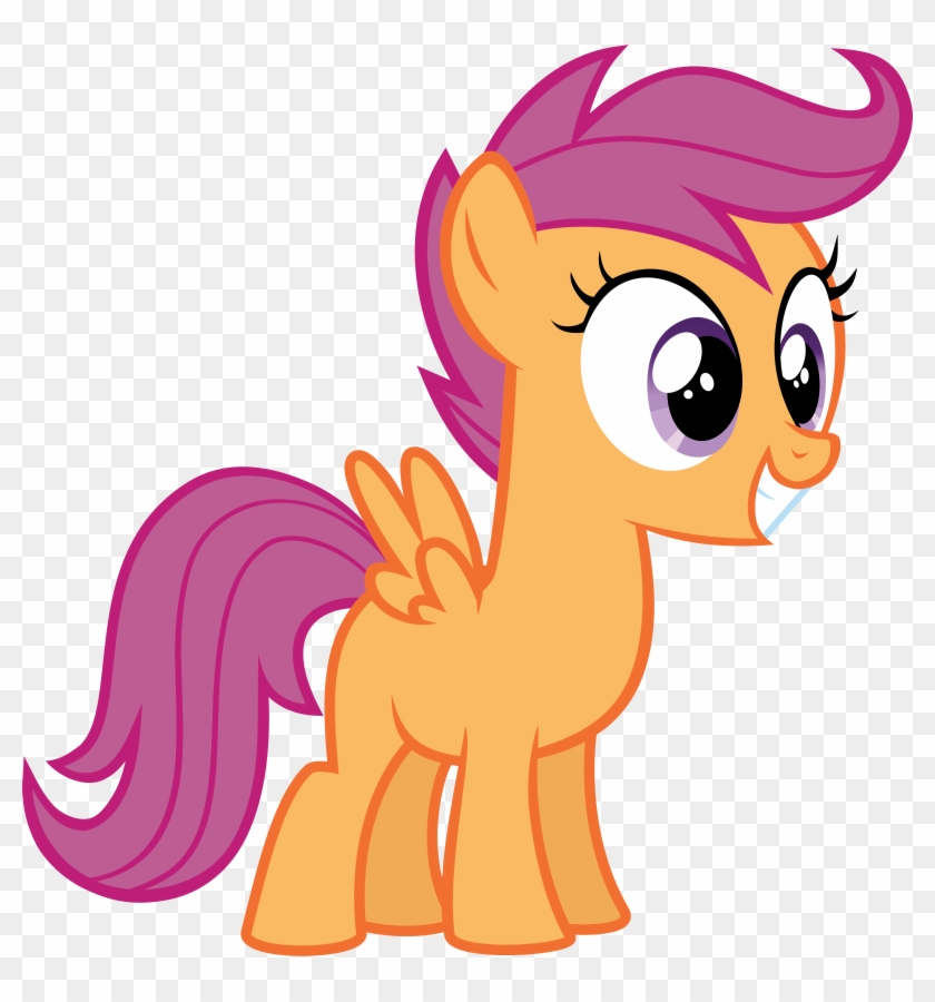 Scootaloo Is Ha My Little Pony Scootaloo Baby Hd Png Download 4000x4097 1821479 Pngfind What are you trying to say scootaloo, the boy asked confused as she became nervous. my little pony scootaloo baby hd png