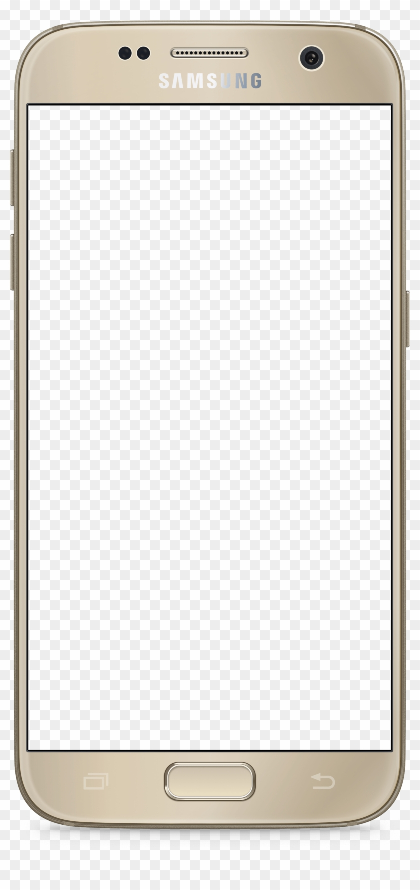 Mobile Frame Blank, HD Png Download - 2752x4195(#1831856